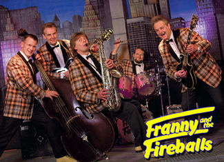 Franny and the Fireballs
